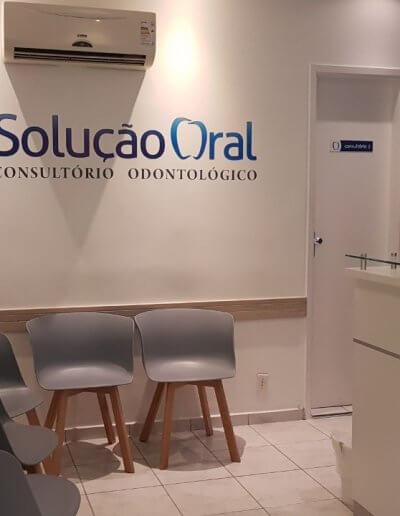 Recepcao Solucao Oral
