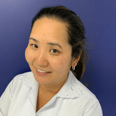 Dra. Luciane Sayuri Mori