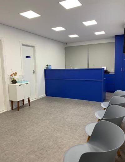 Recepção Secretárias Solução Oral Odontologia